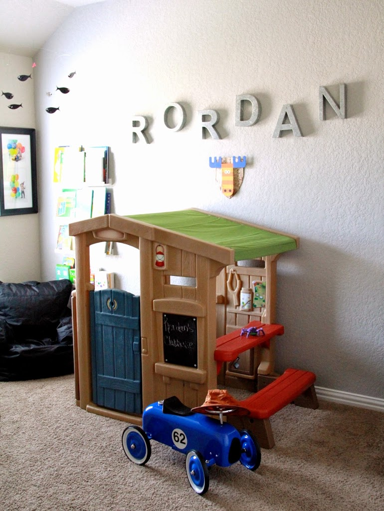 Toddler Room/Playroom