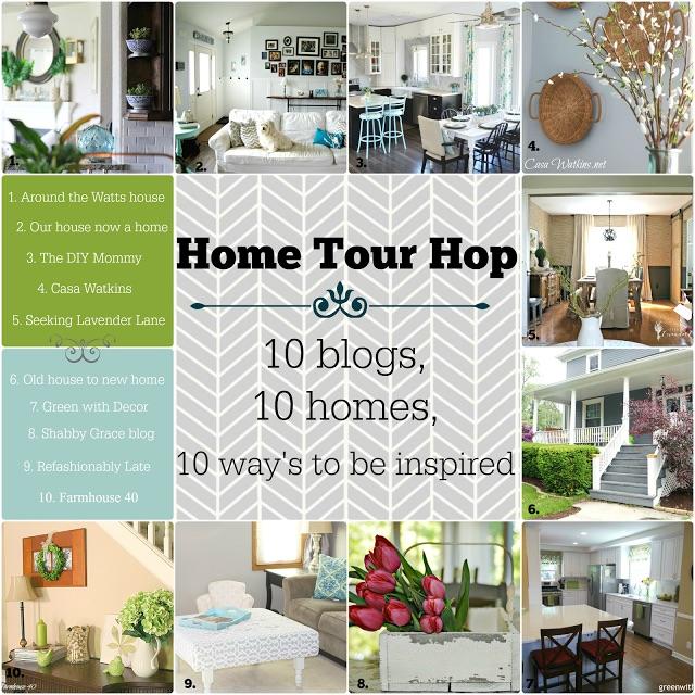 Home Tour Hop