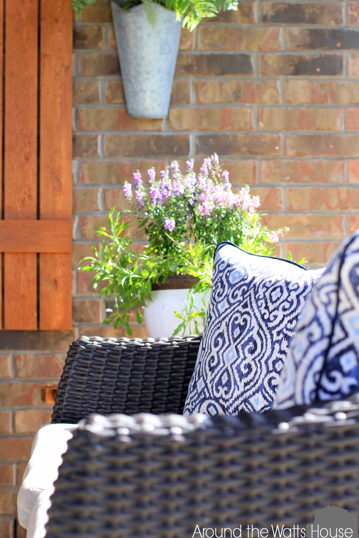 Porch Styling