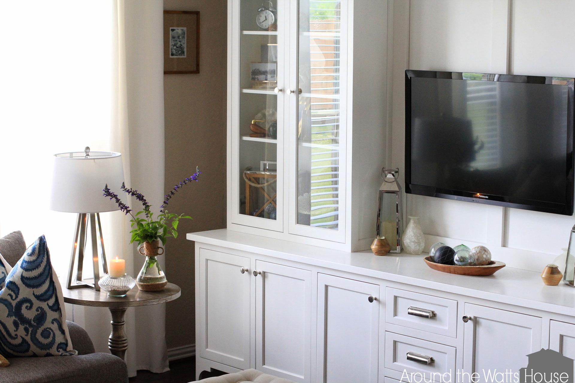 Living Room Built-in