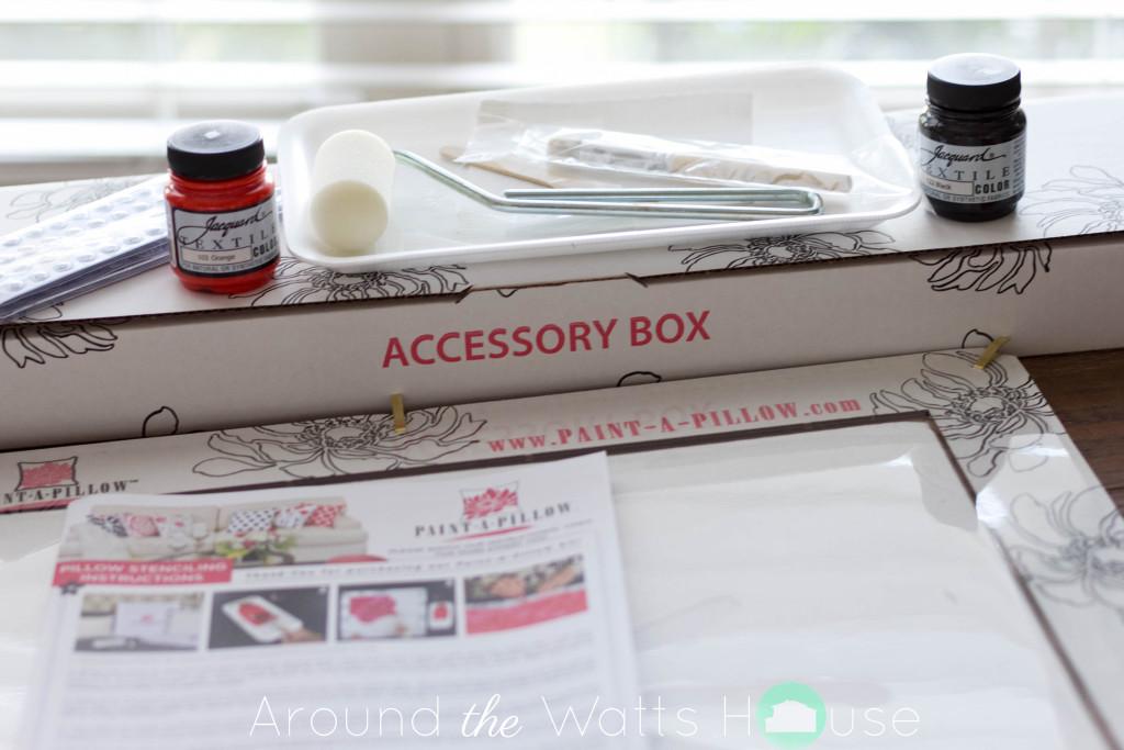 Cutting Edge Stencil Accessory Box