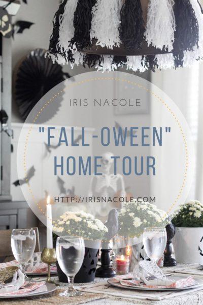 """""""Fall-oween"""" Home Tour"""