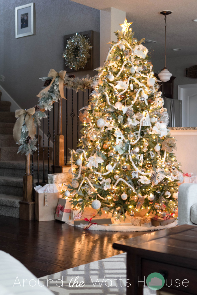 My Home Style Christmas Tree Edition-Classic Tree Decorations