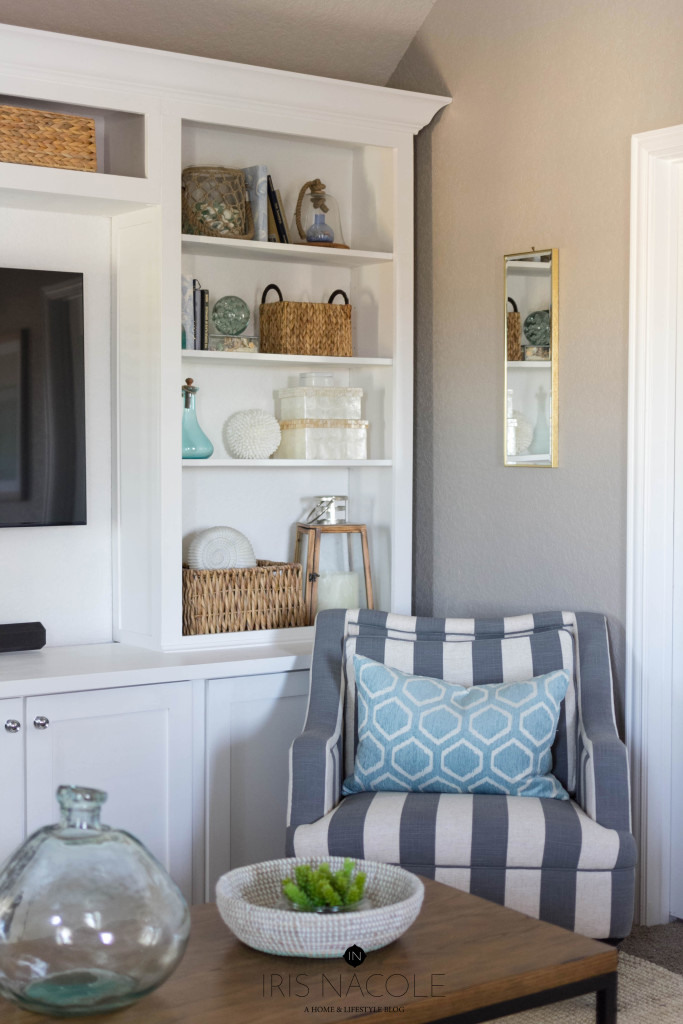 Shop the House Design Challenge-Coastal Style Family Room