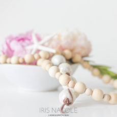 DIY Decor-String of Beads