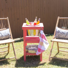Do-It-Herself Workshop: Beverage Stand