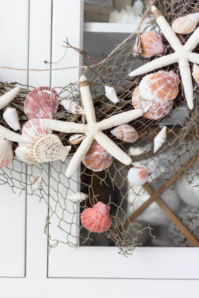 Coastal Wreath DIY