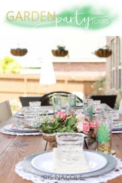 Garden Tour: Patio Makeover