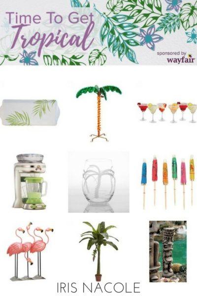 Time To Get Tropical with Wayfair.com!