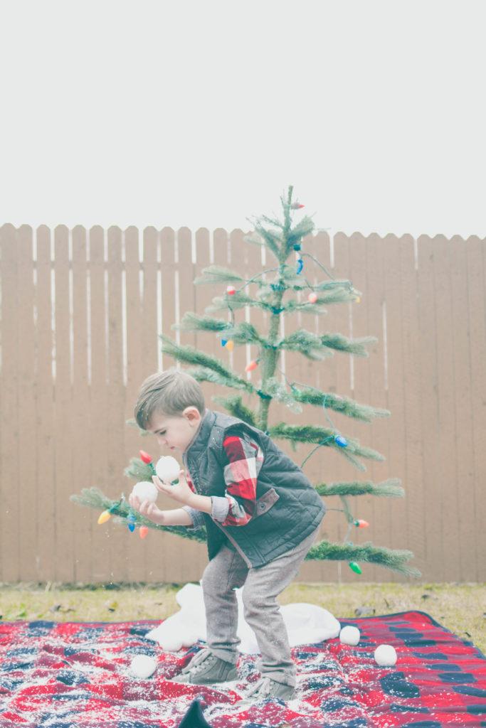Christmas Card Photo Idea-IrisNacole.com