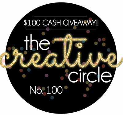 The Creative Circle Link Party (Week 100)