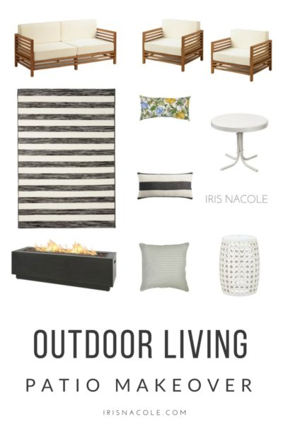 Outdoor Living: A Patio Makeover