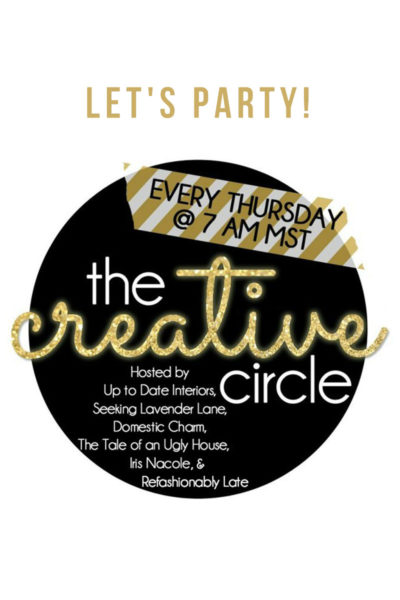 The Creative Circle Link Party: Week 112