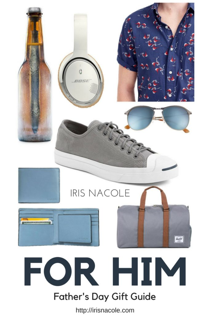 For Him-Father's Day Gift Guide-IrisNacole.com