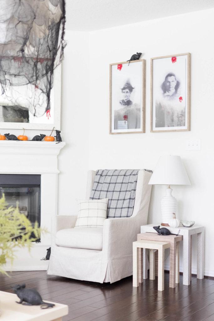 Spooky Halloween Decorations-IrisNacole.com