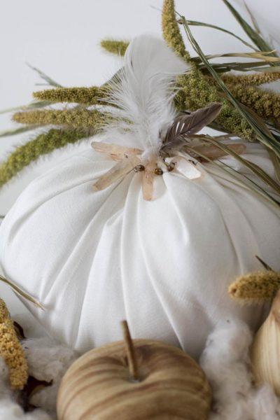 Bohemian Pumpkin (#CraftyFallYall)