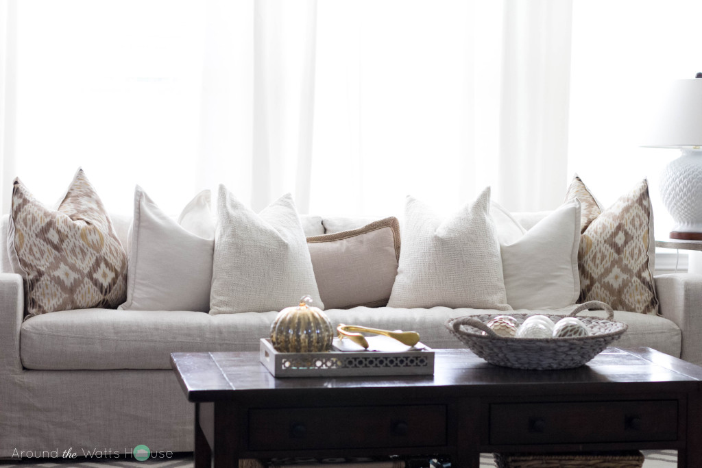 Slipcover-Couch