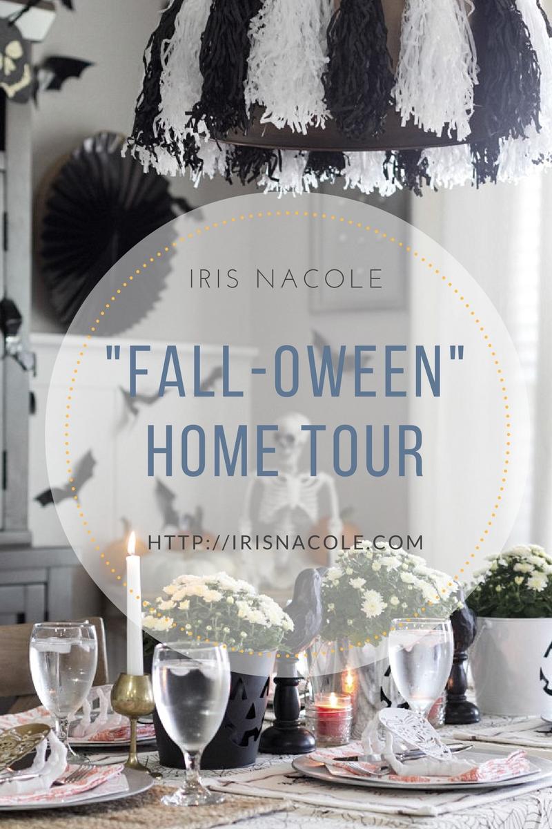 Fall-Halloween-Home-Tour-IrisNacole.com