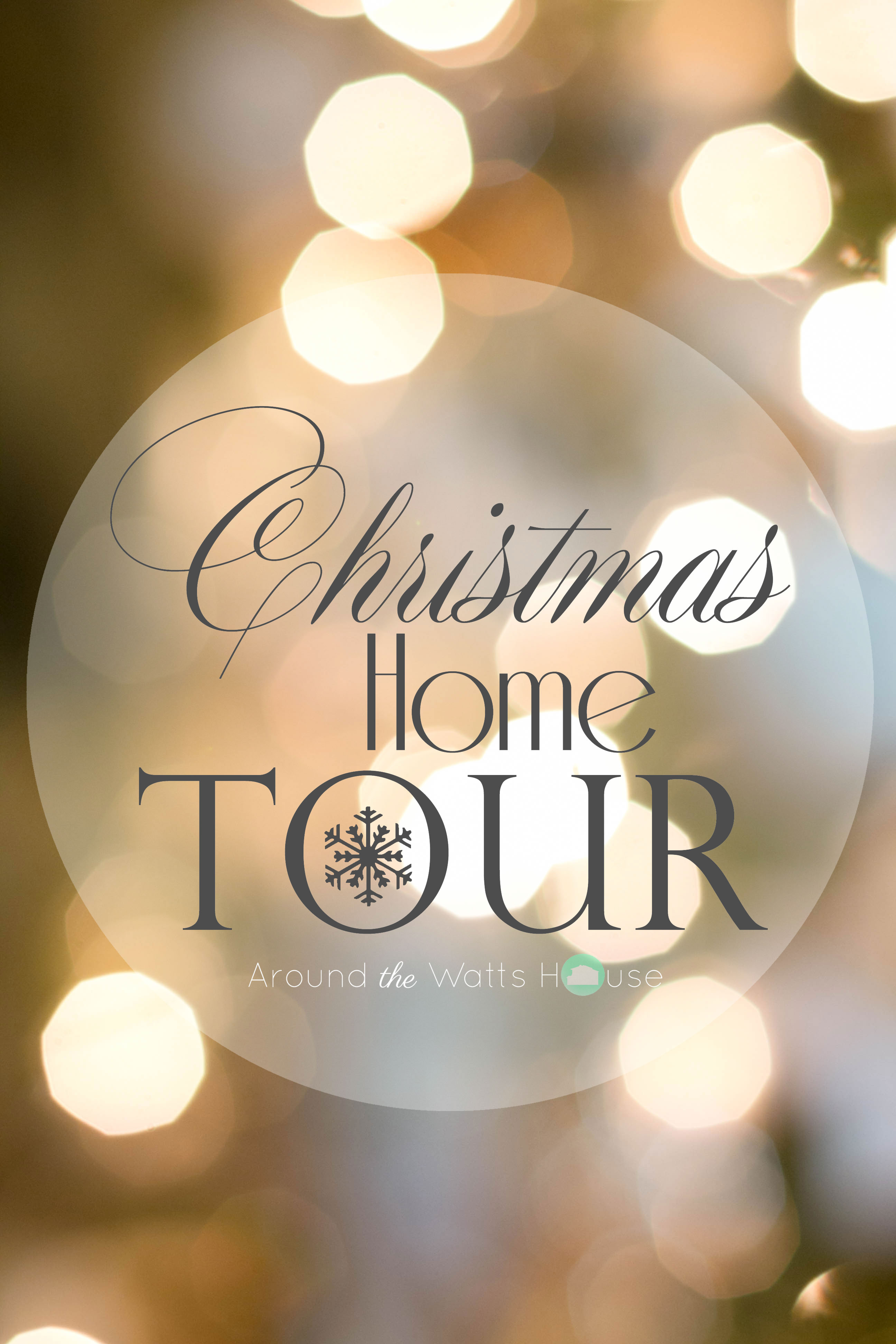 Holiday Home Tour Pt: 1