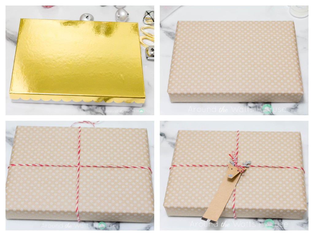Holiday Gift Wrapping Idea