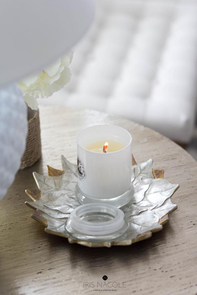 Magnolia Market-Candle-Joanna Gaines-Living Room-Decor-Makeover-IrisNacole.com