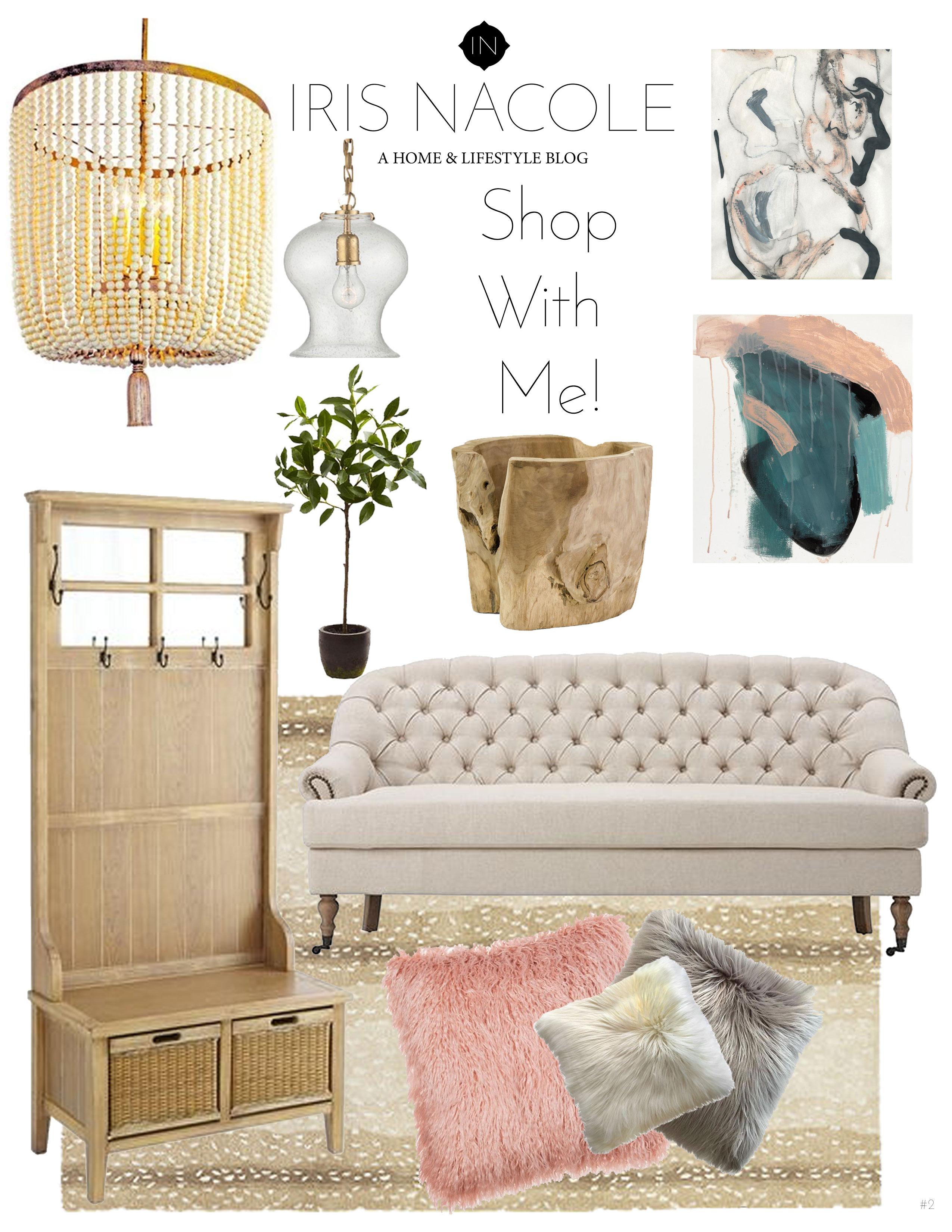 Shop With Me Home Decor IrisNacole.com