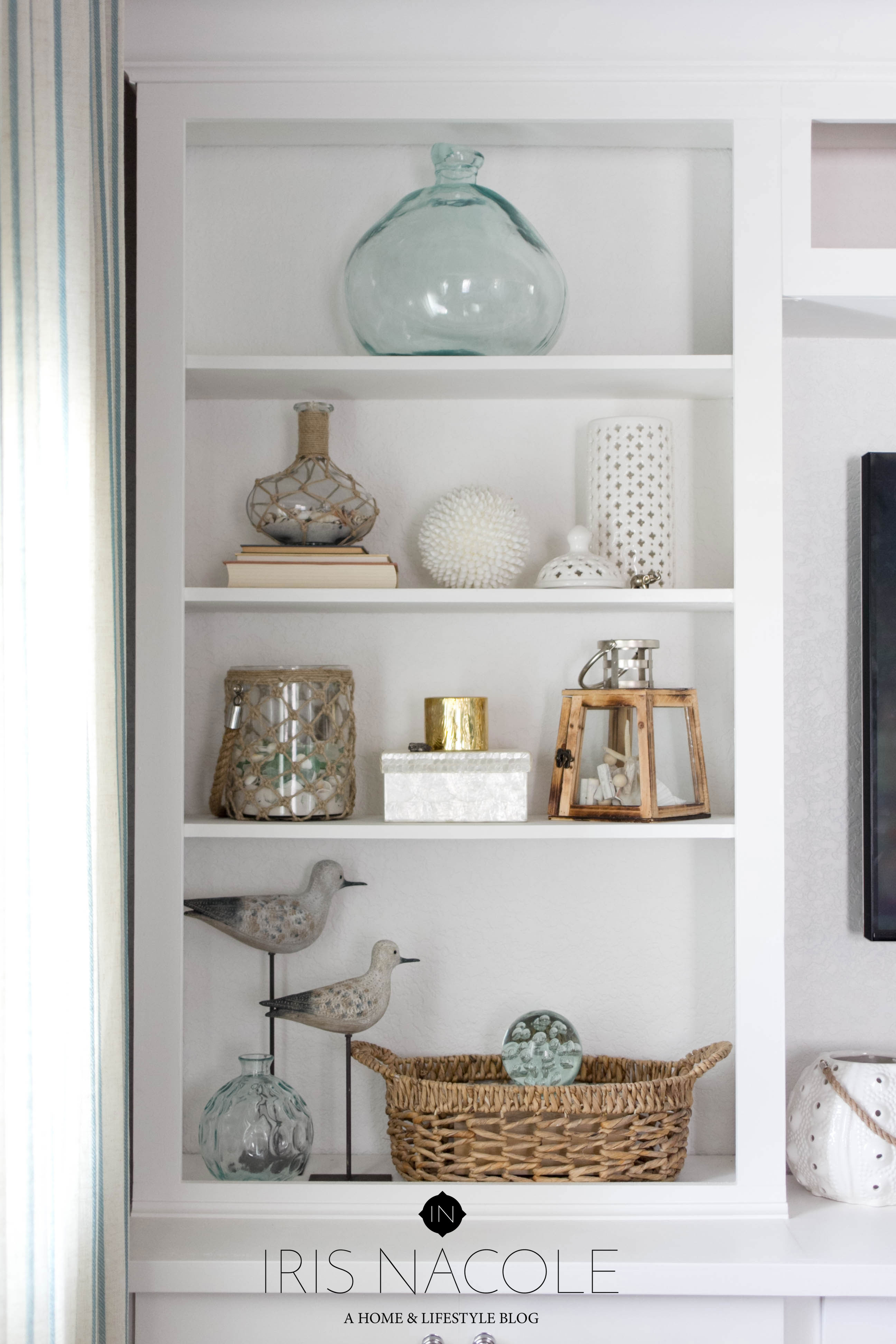 Shop the House-Shelf Styling