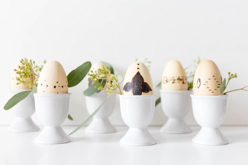 Bohemian-Mudcloth Inspired-Easter Egg Design-IrisNacole.com
