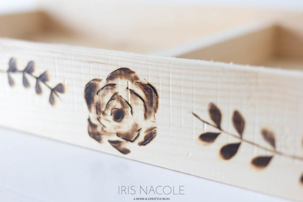 Bohemian Inspired Tray Tutorial-Walnut Hollow-IrisNacole.com