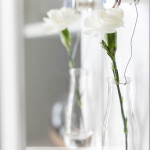 Spring-in-a-Bottle-A-Floral Display Idea, Bottled Flowers, Flowers in a bottle, Hanging floral arrangement