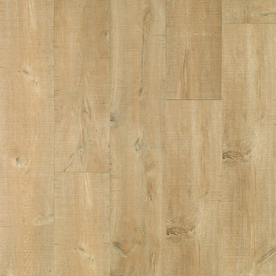 Pergo MAX Premier Embossed Oak Wood Planks (Scottsdale Oak)-Lowe's
