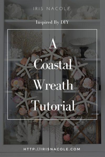 Inspired By DIY: Pottery Barn Coastal Wreath