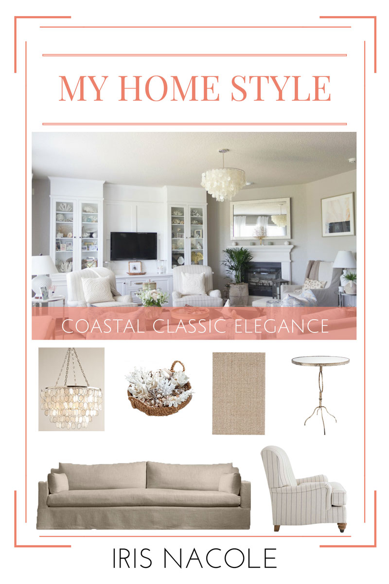 My Home Style Blog Hop: Before & After Edition