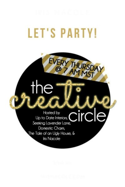 The Creative Circle Link Party: Week 99