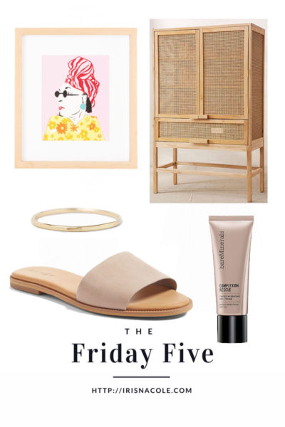 The Friday Five