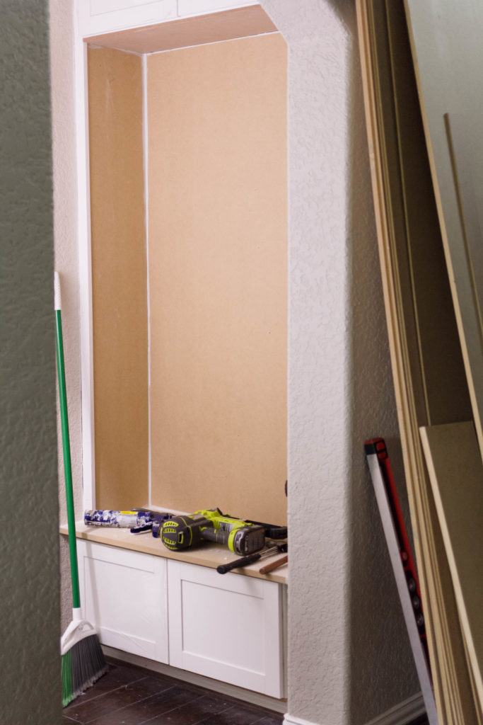 Powder Room Mudroom Renovation Week 5 Iris Nacole
