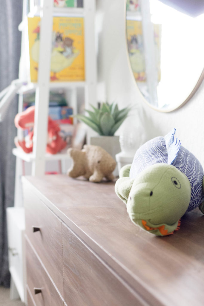 Modern Beach-Big Boy Bedroom-Makeover-Home Makeover-Kids Bedroom Inspiration-Stuffed Toy-IrisNacole.com