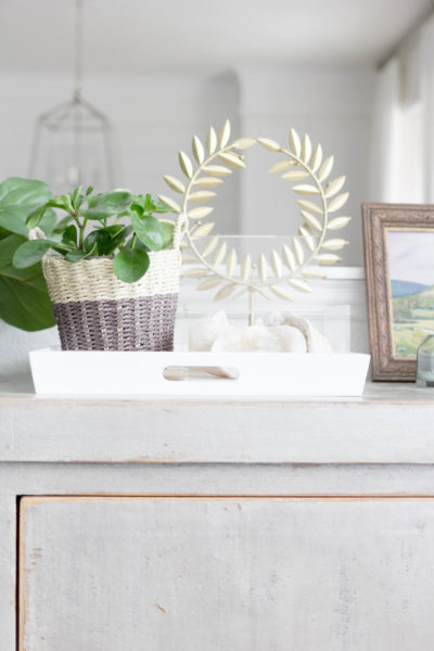 Interior Styling Tips, Console Table by Iris Nacole